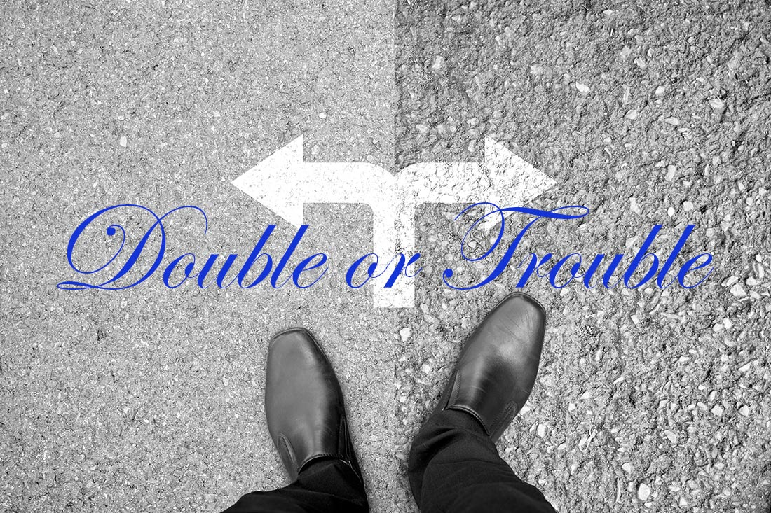 Dela bolag - A double or trouble