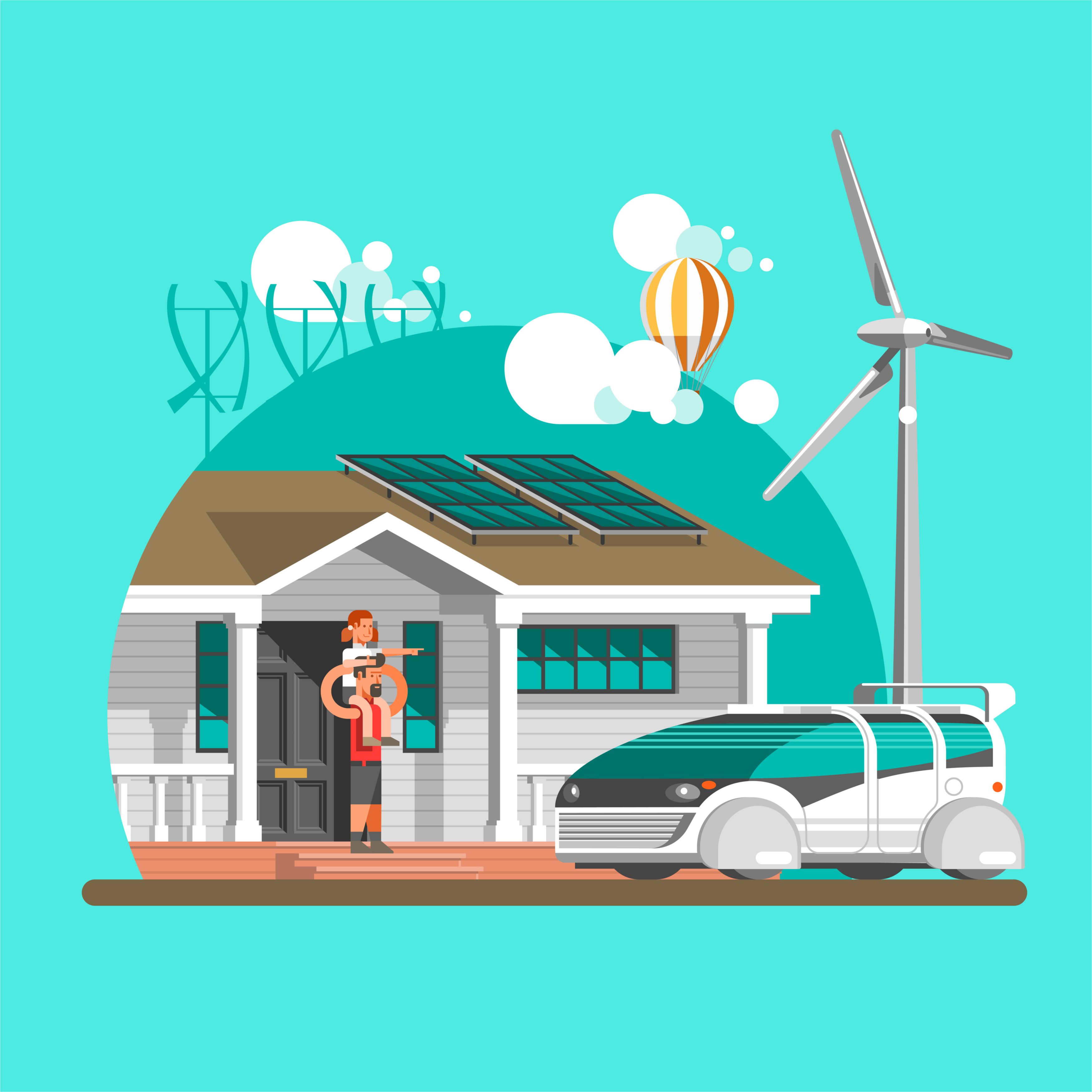 Digitaliseringen av energibranschen
