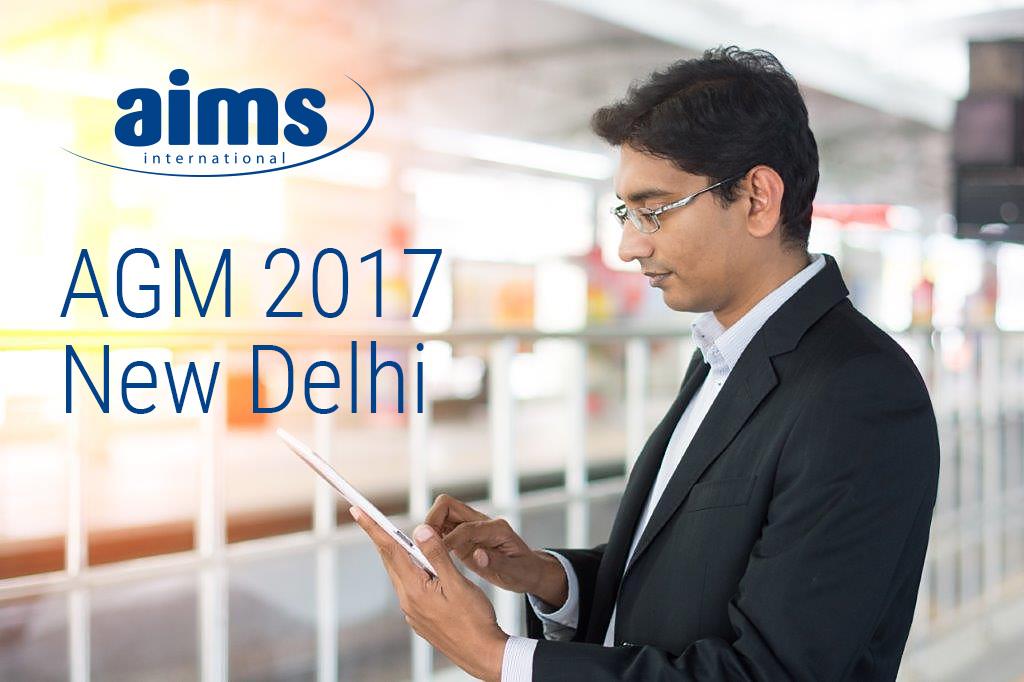 Världsmöte AIMS International New Delhi