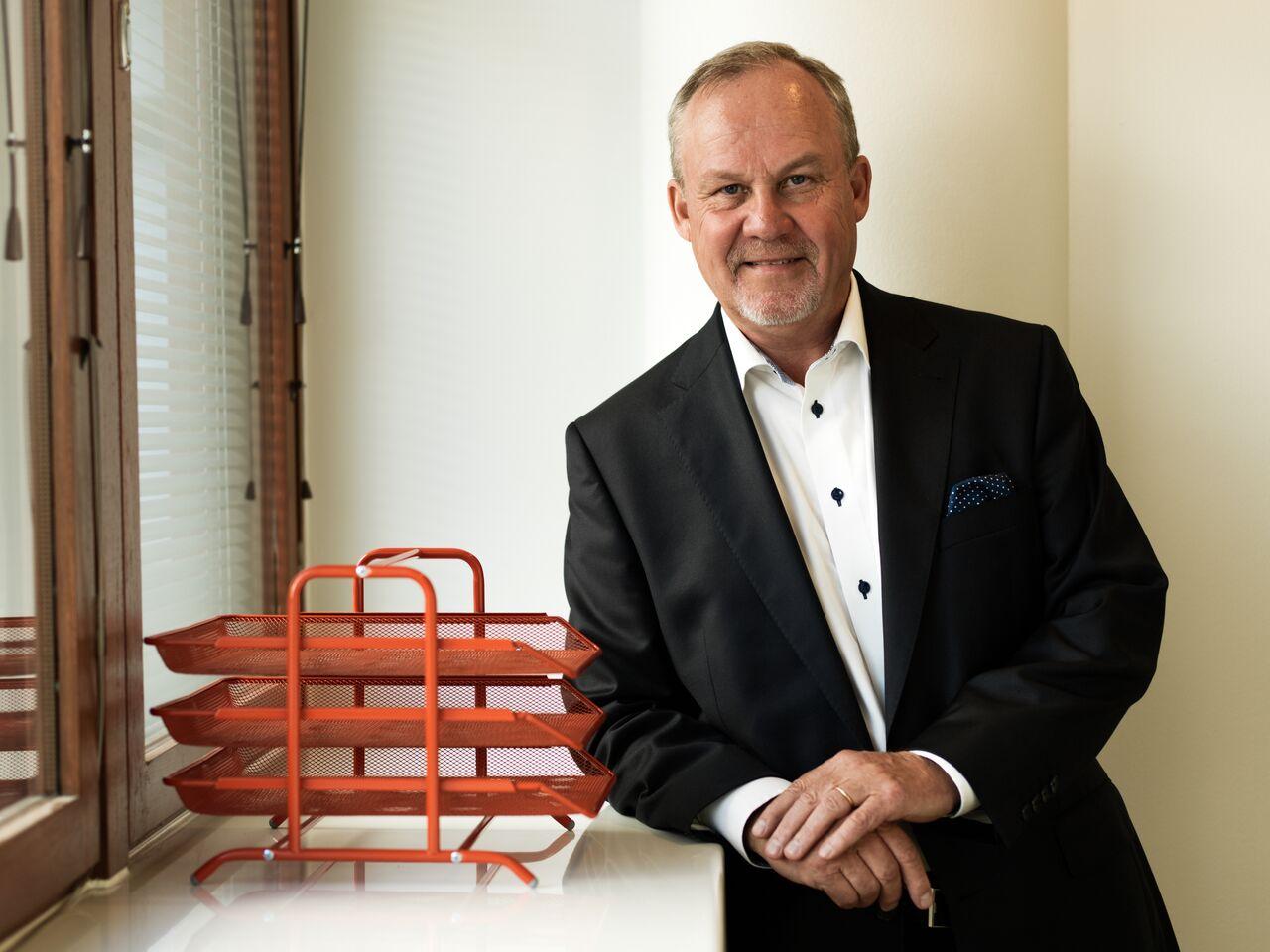 Denis Mattsson