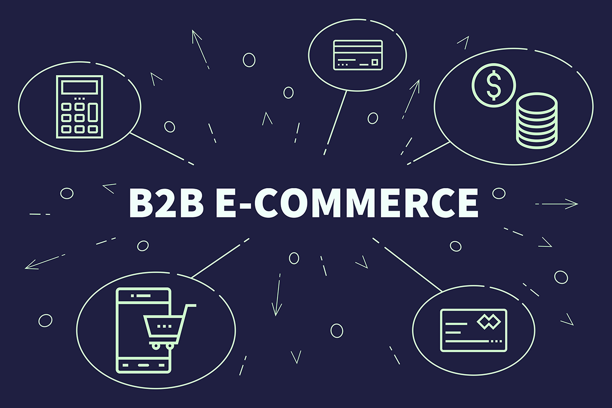 B2B e-commerce IT-kompetenser