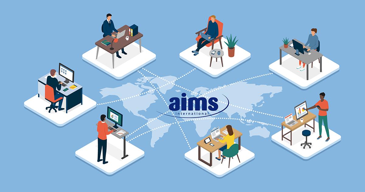eAGM AIMS International