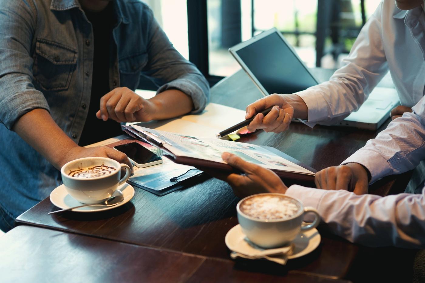 Innovation vid kaffeautomaten